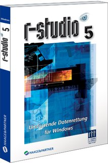 R-Studio Datenrettung 5.1 - Datenrettung für Windows 7