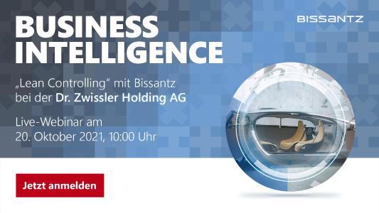 Live-Webinar: Business Intelligence mit Dr. Zwissler