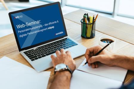 Personaleinsatzplanung – das effiziente & digitale Personalmanagement edpep - ein Überblick für Interessenten