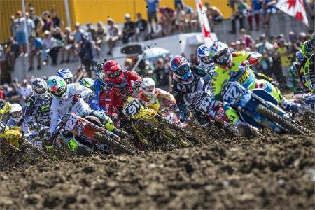 Seewer Delights Home Crowd With Mx2 Podium