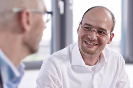 Thomas Liebezeit, Teamleiter bei DPS Software