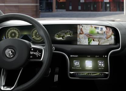 Continental präsentiert Plattform für Apps, die das digitale Leben mit dem intelligenten Fahrzeug verbinden