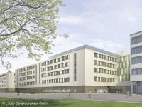 Multifunktionsgebäude BWZK Hamburg Nord Quelle: Ludes Generalplaner GmbH