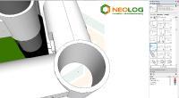 Das Baukastenprinzip wird durch Planungstools mit 3D-Grafik unterstützt (Bildquelle: NeoLog)
