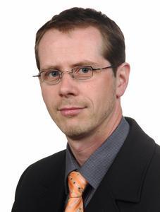 Johann Krahfuß, Director Partner Sales bei der SEP AG