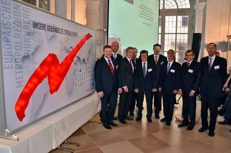 Gründungsfest des Fördervereins Wirtschaft für die Europäische Metropolregion Nürnberg e.V. (Foto: Thomas Scherer Nürnberg)