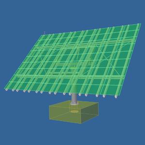 Mit dem KemTRACK 120 bringt KEMPER erstmals ein Nachführsystem mit einer Modulfläche von 120 Quadratmetern auf den Markt