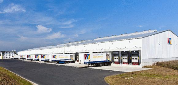 VTL in Fulda / Hautnah erleben am Tag der Logistik