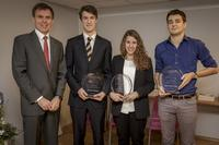 DNV GL Award for Young Professionals: Towards safer, smarter and greener shipping