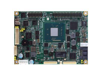 Axiomtek's PICO843 Intel® Celeron® Processor J1900/N2807 Pico-ITX Motherboard with LVDS/VGA, LAN & Audio