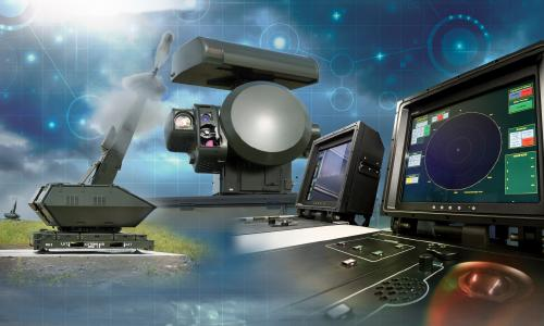 Rheinmetall presents its future oriented concept for ground-based air defence - in close cooperation with Raytheon