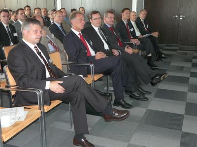 Rund 250 Gäste waren von den Informationen beim CCeV Automotive Forum in Neckarsulm beeindruckt.