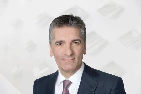 Klaus Deller, Vorstandsvorsitzender der Knorr-Bremse AG