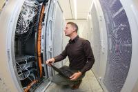 Cloud Services made in GENDORF - im ISO-zertifizierten ISG-Rechenzentrum.