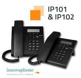 innovaphone läßt neue Telefonserie IP101/IP102 in Deutschland fertigen