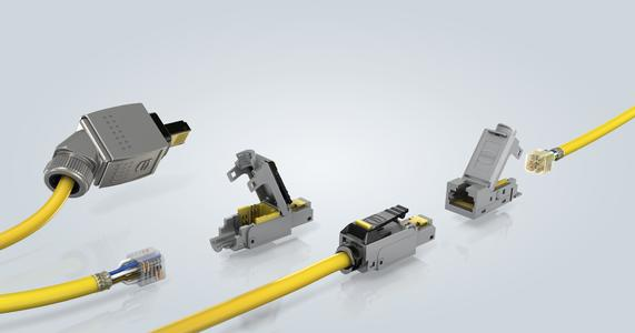 HARTING's preLink® range represents an easy to install connection technology