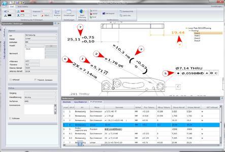 Effizientere Prozesse in der Qualitätsplanung und -kontrolle mit InspectionXpert.