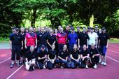 Laufteam der ALD Automotive Gruppe