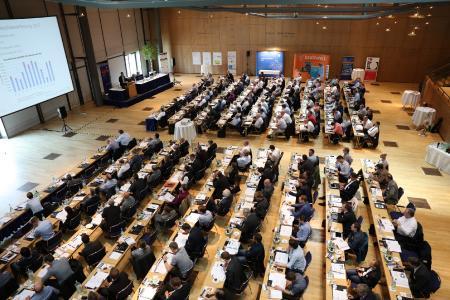 Im Jahre 2018 waren bereits mehr als 200 Teilnehmerinnen und Teilnehmer auf dem BHKW-Jahreskongress anzutreffen.