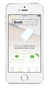 Lecturio Bookmatcher