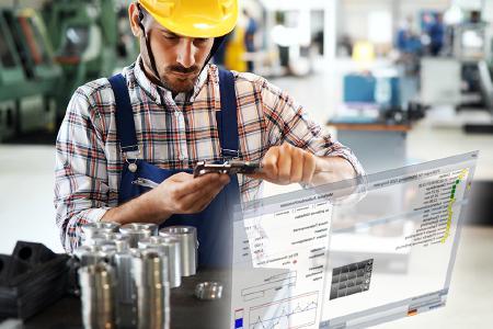 MES HYDRA integriert die Qualitätssicherung ganz einfach in den Fertigungsprozess (Bildquelle: MPDV)
