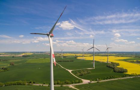 Zwischenfinanzierung für 15 MW Windpark © Capcora
