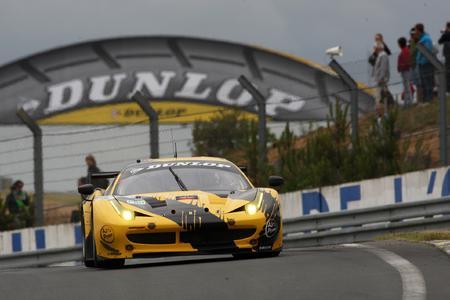 12 06 13 Dunlop-Art-Car - Ferrari 458 Italia