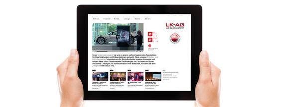 Neu in der Vermietung: iPad 4
