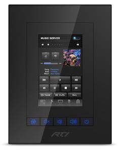 KX3 Wandeinbau-Touchpanel