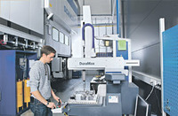 Ideal as a Flexible Gage: DuraMax® from Carl Zeiss