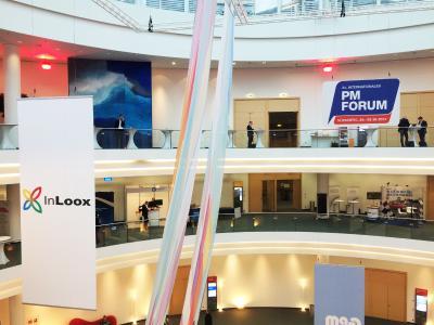 PM Forum 2017 - InLoox ist Sponsor