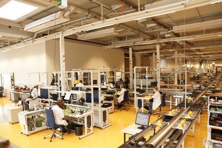 Bender unter den 15 innovativsten Mittelständlern Deutschlands / Copyright Bender GmbH & Co.KG