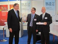 ESI honored with the 'Innovative Alliance' EFB award at EuroBLECH 2012
