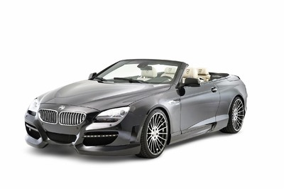 The HAMANN refinement program for the BMW 6 Series Cabriolet