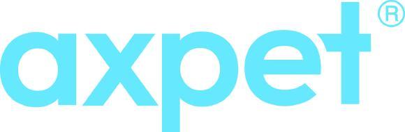 Neues Logodesign für Axpet® PETA Massivplatten