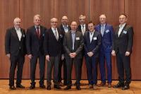 Gruppenbild des FSK neuen Vorstands
