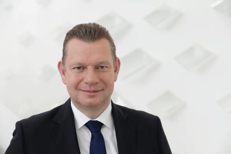 Dr. Peter Laier, Vorstandsmitglied der Knorr-Bremse AG
