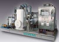 Siemens Unveils New Dual-Action Ballast Water Management System at SMM 2008