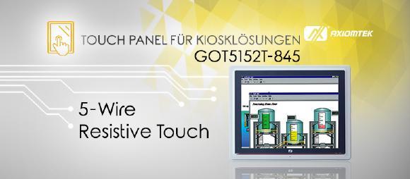 Der neue GOT5152T-845