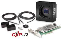 Bildverarbeitung - CoaXPress CXP-12 Evaluation Kits
