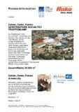 [PDF] Pressemitteilung: Einweihung des Gewerbeparkes SOCIALTEC TRAPPENKAMP durch Ministerpräsident Peter Harry Carstensen