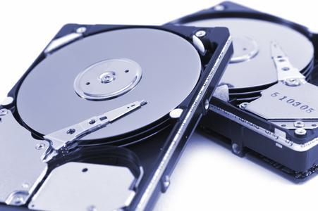 Ausgediente Festplatten können sensible Daten enthalten (copyright...