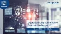 Webinar: Digitalisierung kennt keine Grenzen, oder doch?