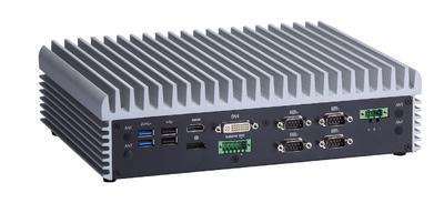 Axiomtek's Outstanding PoE Embedded System for Automated Optical Inspection (AOI) Application - eBOX671-885-FL