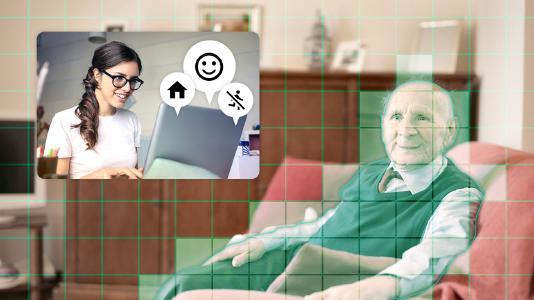 Wohlfühl-Barometer für Senior*innen