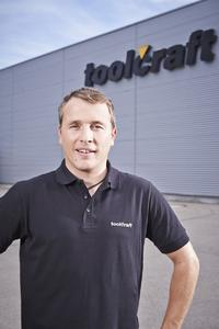 C 2: Christoph Hauck, managing director of toolcraft: