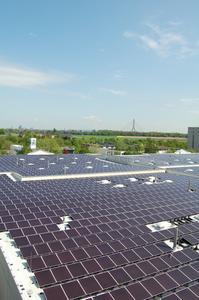 Stadtwerke Neuss betreiben Inventux Photovoltaikanlage
