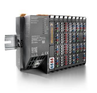 Weidmüller hat sein u-remote Produktpalette um einen Eco-Koppler für PROFINET, EtherCAT und Modbus ergänzt / Bildquelle: Weidmüller