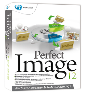 Perfect für den F&L-Bereich: Avanquest Perfect Image 12