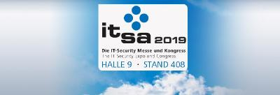 AirITSystems stellt IT-Security-Trends auf der it-sa vor